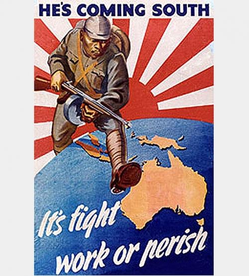 A Nervous Australia <br />(Pathfinder Magazine, 1943)