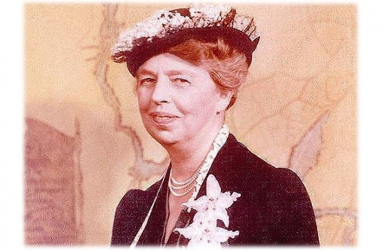 Eleanor Roosevelt and Her Many Firsts <br />(The Literary Digest, 1937)