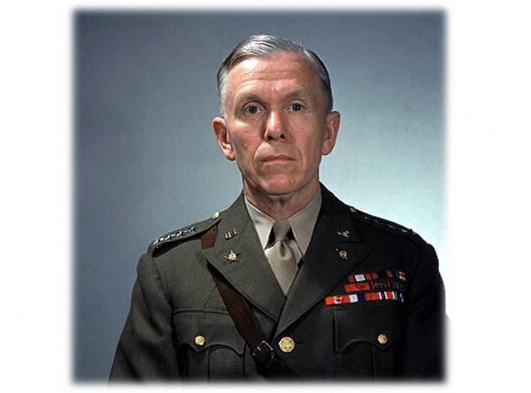 General Marshall on the Atomic Bomb <br />(Yank Magazine, 1945)