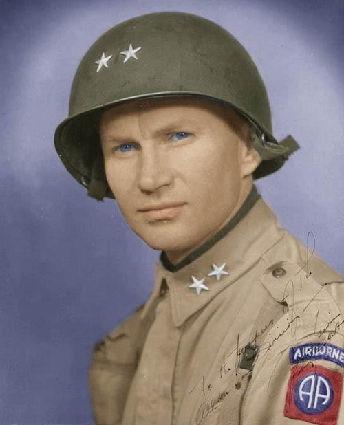 The Jumping General: James Gavin of the 82nd Airborne <br />(Yank Magazine, 1945)
