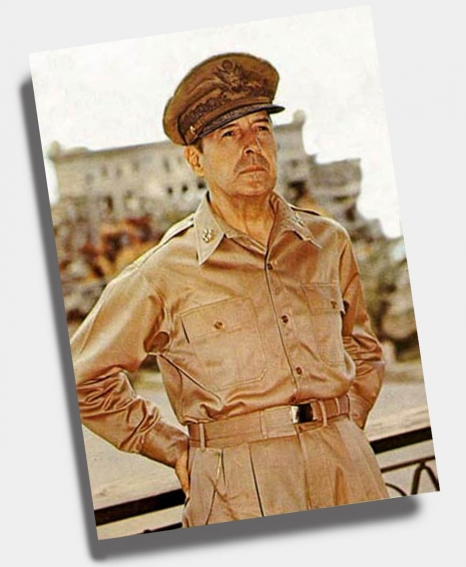 The Stewardship of General MacArthur <br />(Collier's Magazine, 1948)