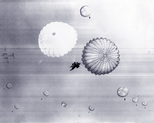 Operation Varsity: The Last Parachute Drop of the War <br />(Collier's Magazine, 1945)