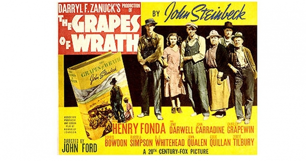 grapes of wrath awakening of tom The grapes of wrath chapter 8 summary & analysis from litcharts   the creators of sparknotes  tom and casy continue towards uncle john  the grapes of wrath.