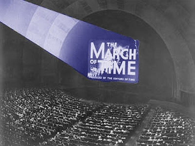 The March of Time: Newsreel Journalism <br />(Film Daily, 1939)
