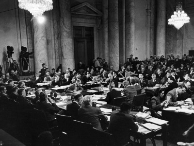 The Congressional Hearings Regarding the Pearl Harbor Attack <br />(United States News, 1945)