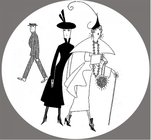 Manhattan Servant Problems <br />(Vanity Fair, 1918)