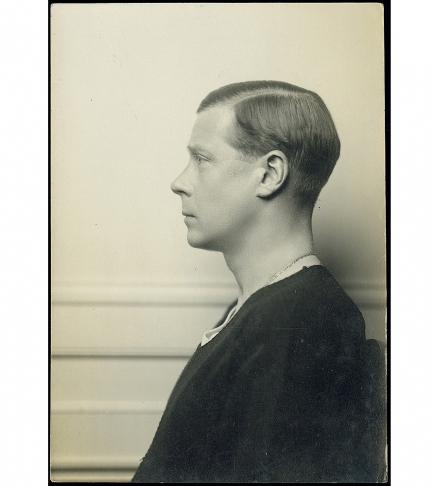 Edward VIII: As  Prince of Wales, His Politics Seemed Radical <br />(Collier's Magazine, 1933)
