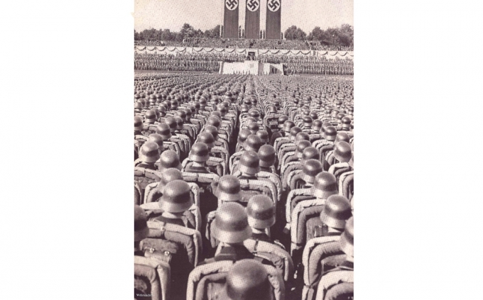 Military Buildup in Germany <br />(Ken Magazine, 1939)