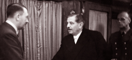 Pierre Laval: French Premier and Traitor <br />(Collier's Magazine, 1943)
