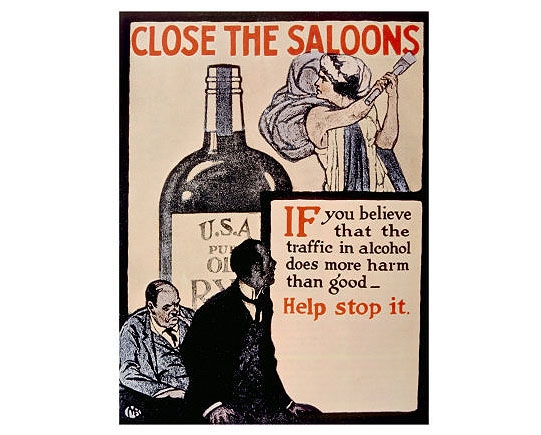 prohibition signs 1920 quotes