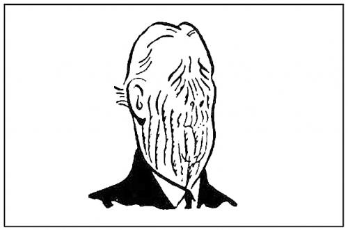 The Plot to Assassinate Eisenhower Foiled by Cartoons...<br />(Lion's Roar, 1946)