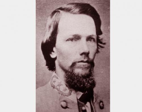 General E.M. Law at Gettysburg <br />(Confederate Veteran, 1922)