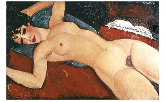 The Psycho-Sexual Struggle within Amedeo Modigliani <br />(Gentry Magazine, 1953)