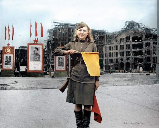 Occupied Berlin and the Summer of '45 <br />(Yank Magazine, 1945)