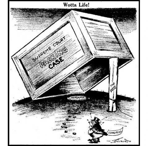 Justice Pierce Butler <br />(Pathfinder Magazine, 1937)
