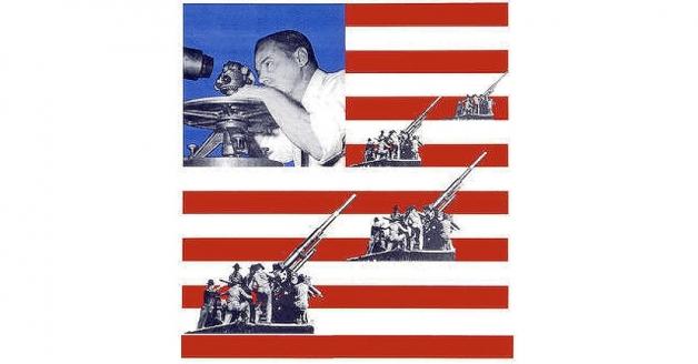 America Prepares... <br />(Pathfinder Magazine, 1941)