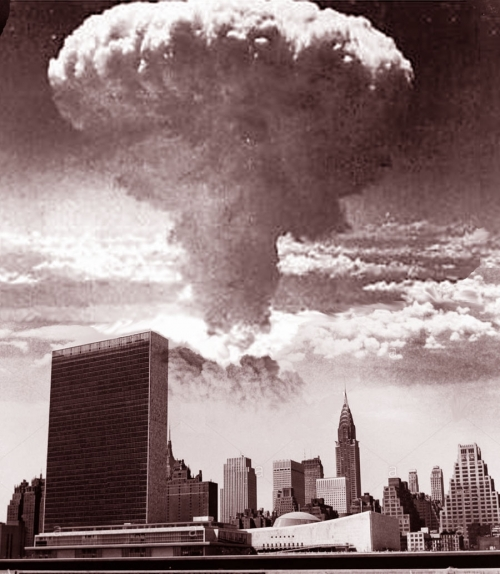 U.N. Dilemma <br />(Pathfinder Magazine, 1950)