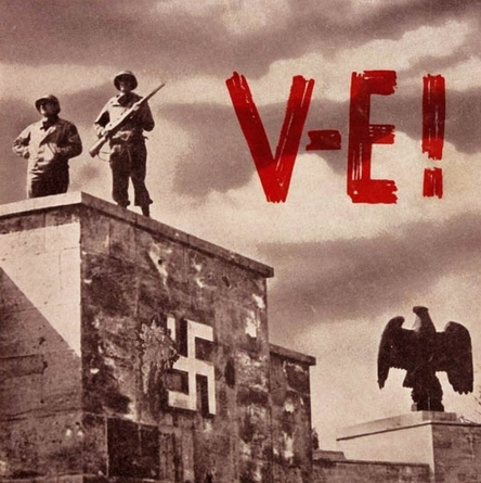 VE-Day in Germany <br />(Commonweal, 1945)