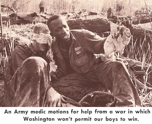 ''While Brave Men Die'' <br />(American Opinion, 1967)