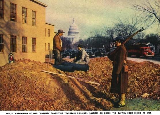 Washington, D.C. pt. II <br />(Click Magazine, 1942)