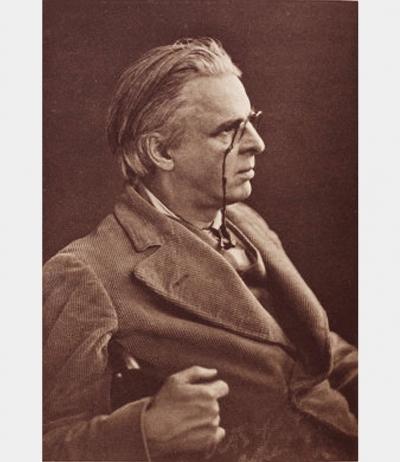 William Butler Yeats Interviewed <br />(Theatre Arts Magazine, 1924)