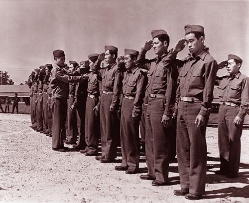 The Earliest Days of Training <br />(Newsweek Magazine, 1941)