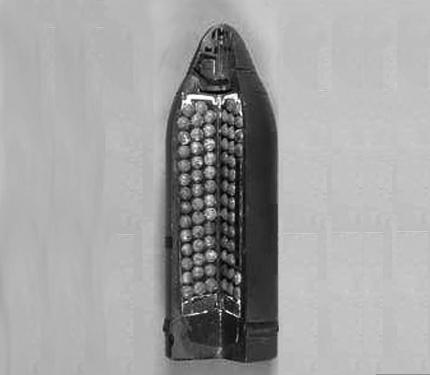 Shrapnel Shells <br />(Freedom's Triumph, 1919)