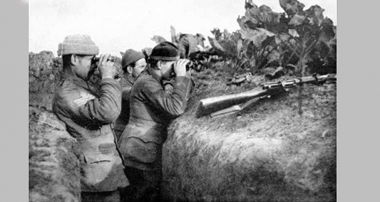 British Snipers on the Western Front <br />(The English Review, 1920)