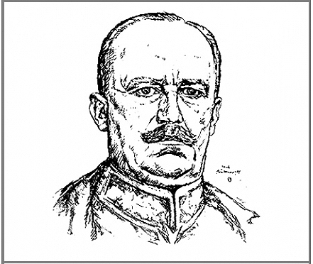 General Von Ludendorff Defends Himself  <br />(The Dial Magazine, 1920)