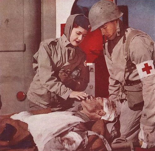 The U.S. Army Nurse Corps <br />(Think Magazine, 1946)