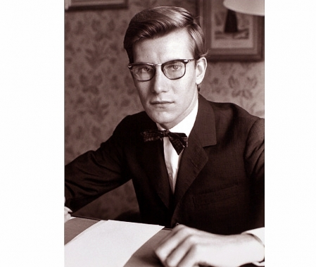 Yves Saint Laurent Takes Over the House of Dior <br />(Coronet Magazine, 1958)