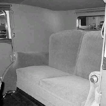 sprinter jetvan becker design custom interior luxury coaches automotive van car transport