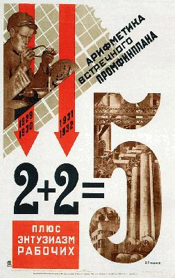 an analysis of the five year plan in the soviet union Five-year plan, name of each of the series of programs first implemented by the former union of soviet socialist republics (ussr) for the development of the national economy as the name suggests, each plan encompassed a five-year period of concentrated development efforts.