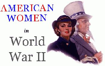 American women in WW2