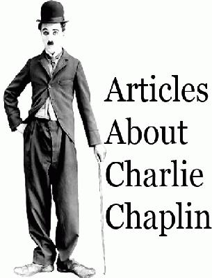 CHARLIE CHAPLIN ARTICLE