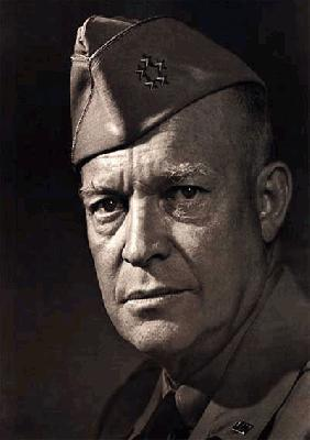 A Pre-D-Day Interview with General Eisenhower <br />(Yank, 1944)