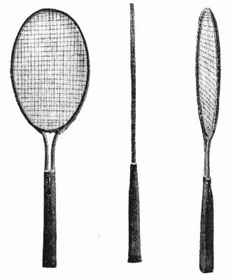 First Steel TENNIS Racquet Info