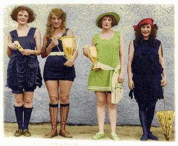 Flapper Beauty Contest