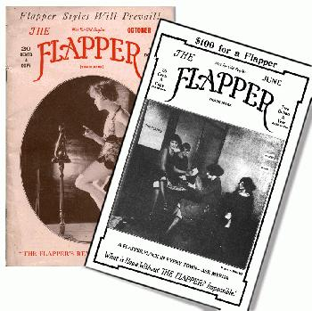 Flapper magazines from 1922 for sale