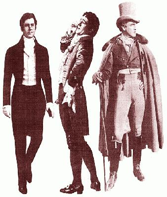 Remembering the Golden Age of the Dandy  <br />(Vanity Fair Magazine, 1920)