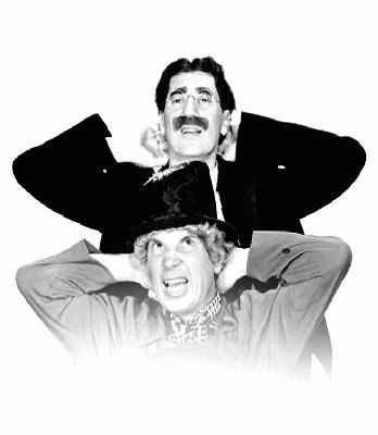 Groucho Marx and Harpo Marx Article
