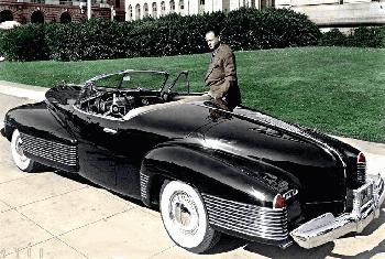 Harley Earl on Car Design <br />(Gentry Magazine, 1956)