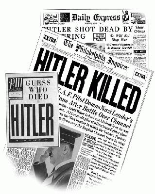 Hitler KILLED-1941