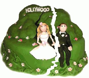 Hollywood Divorce article