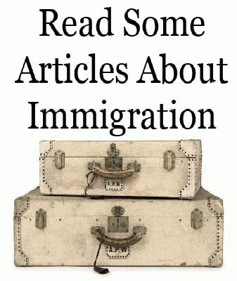 Immigration History Information