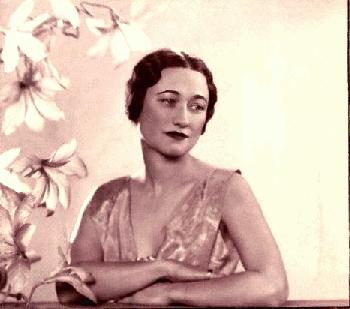 Miss Wallis Simpson