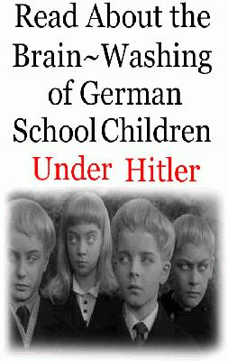 Nazi school children