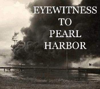 Pearll Harbor witness
