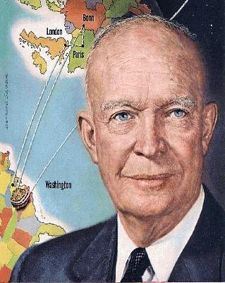 President Eisenhower Vietnam Thoughts