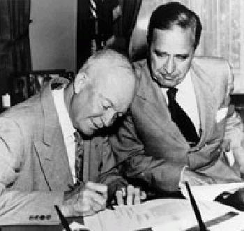 President Eisenhower's Second Letter to Diem<BR> <br />(Why Vietnam, 1965)